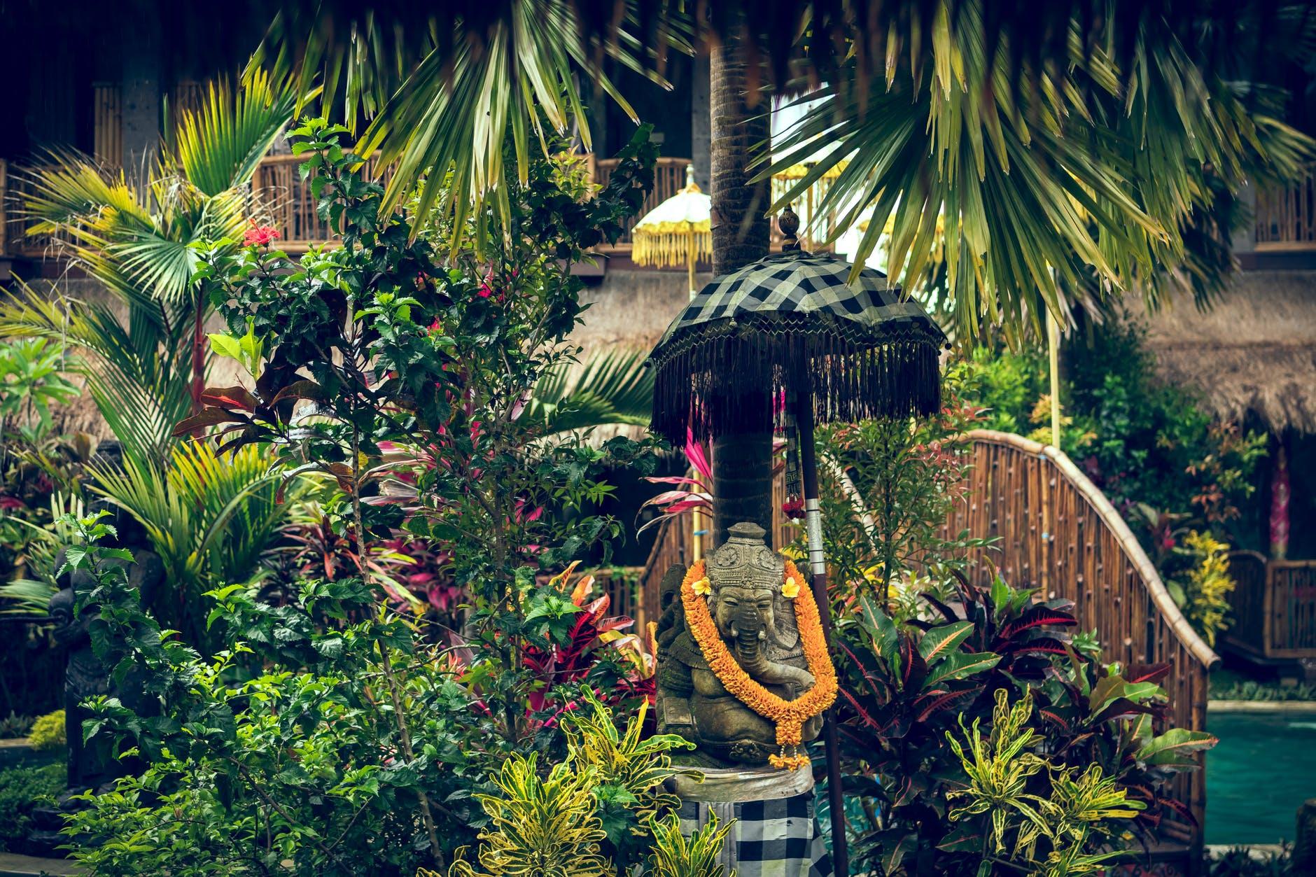 wereldse tuin
