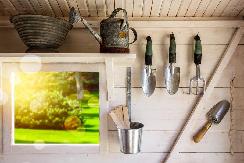 tuin gereedschap